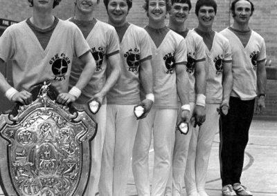 LAI Adam Shield Winners 1977