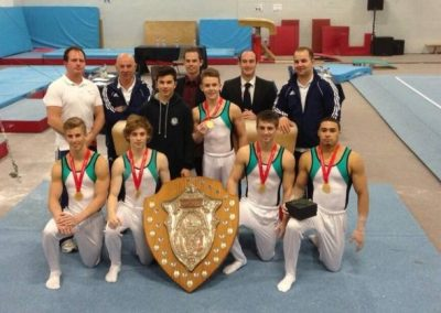 British Team Champions - 2010 - 2014 - South Essex