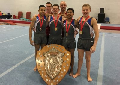 British Team Champions 2015 - City of Birmingham