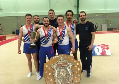 British team champions 2016 - Leeds