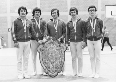 British Team Champions - Darlington Adam Shield 1976