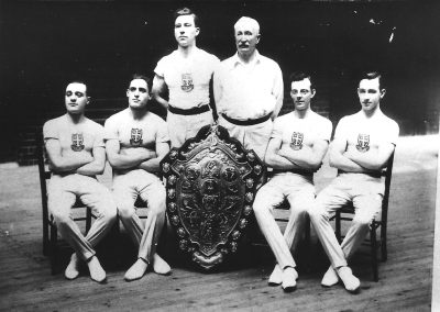 British Team Champions - 1912-13 - Northampton Polytechnic Institute, London