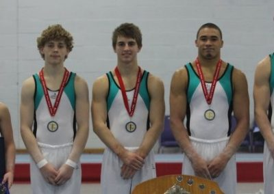 British Team Champions - 2012 -South Essex