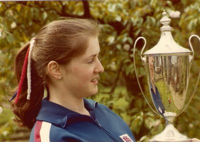 Avril Lennox MBE