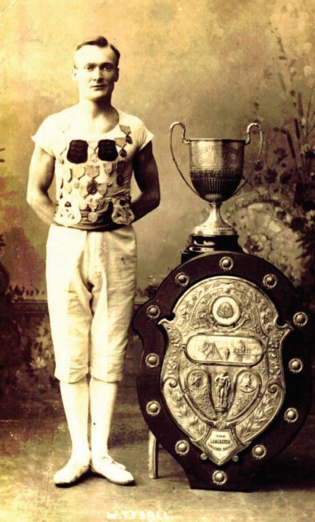1908 Walter Tysall