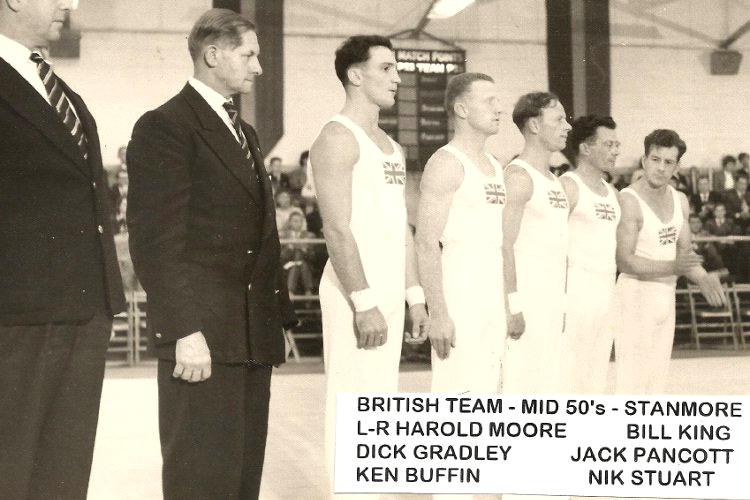 Nick Stuart in 1964
