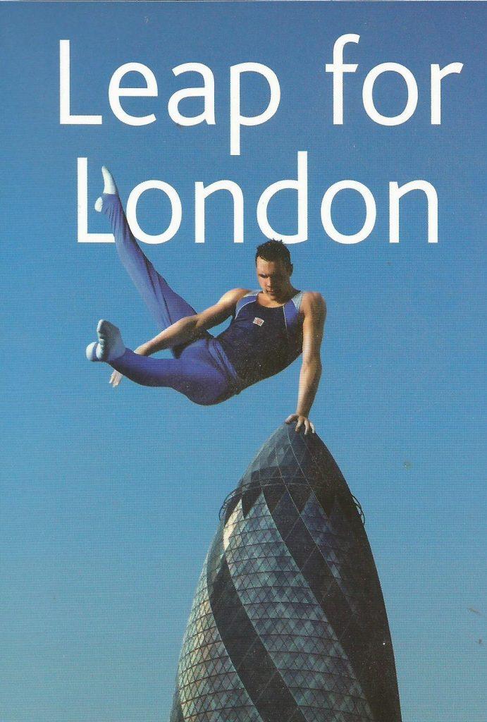 Bid postcard for London 2012