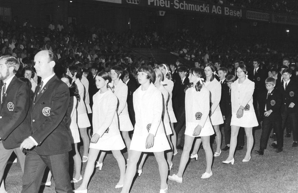 Gymnaestrada Basle 1969