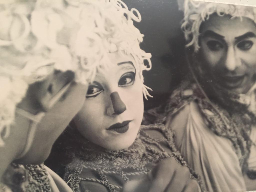 Zita Lusack in Cirque du Soleil pt 2