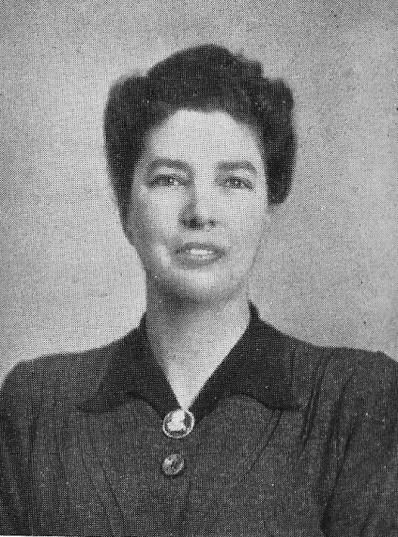 Miss B Newey - Hon Women's Olympic team manager