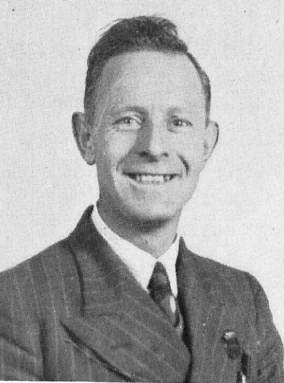 Mr A J Whitford - Hon Men's Olympic Coach