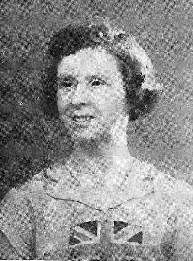 Mrs E C Pollard - Hon Women's Olympic Coach