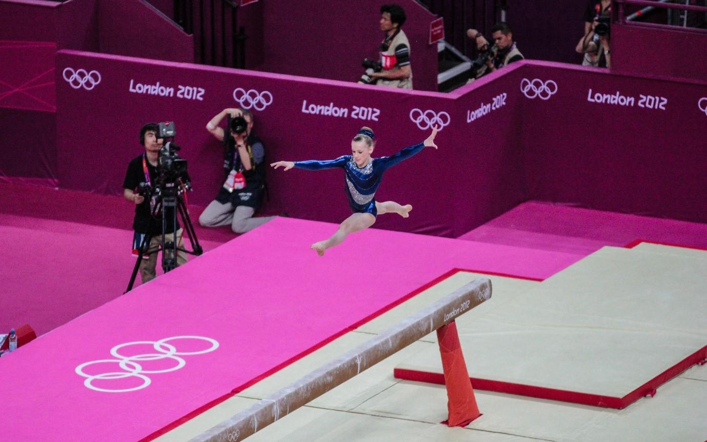 Rebecca Tunney Beam 2012 OlympicsYA