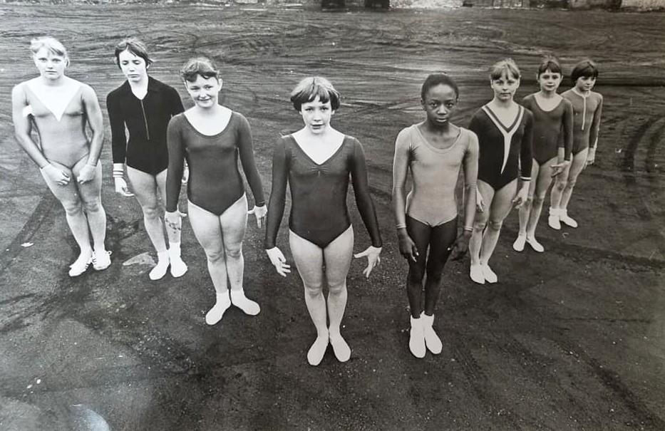 Huddersfield Gym Club with Kathy Williams