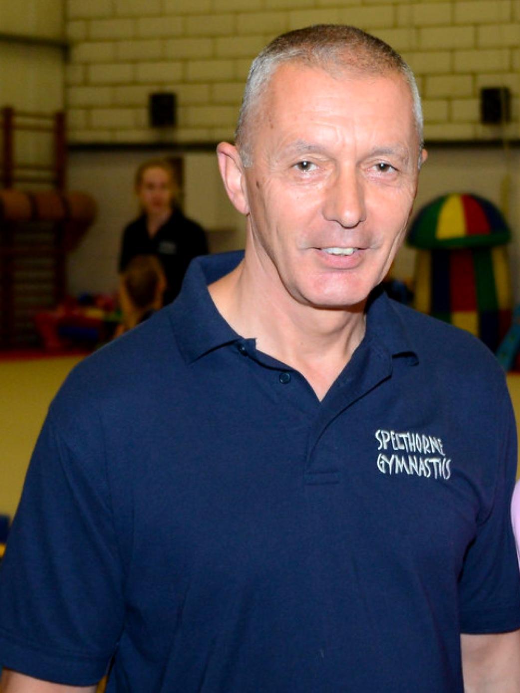 bob cooper gymnastics history acrobatics contributor